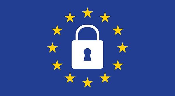 General Data Protection Regulation (GDPR) padlock