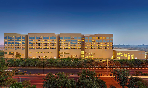 PYROGUARD DELIVERS FIVE STAR SERVICE TO LUXURY INDIAN HOTEL