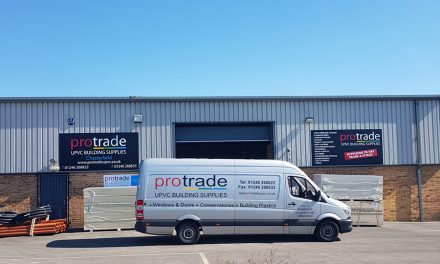 TRADE COUNTER NETWORK PROTRADE UPVC  GEARS-UP FOR GROWTH