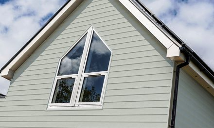 EUROCELL LAUNCHES NEW ENGLAND-STYLE LIGHTWEIGHT COMPOSITE CLADDING