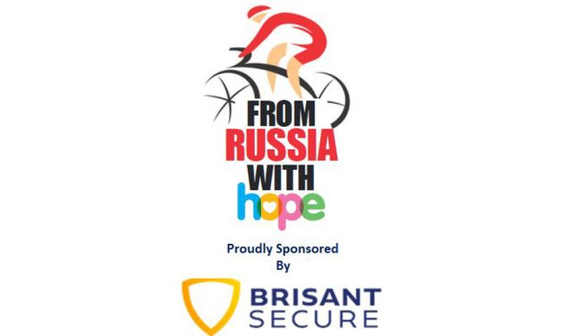 BRISANT SECURE CONFIRMS HEADLINE SPONSORSHIP OF 'FROM RUSSIA WITH HOPE'