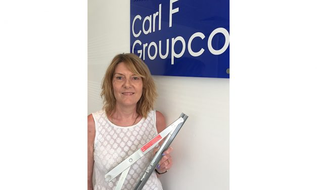 CARL F GROUPCO HARDWARE SUPPORTS  LINIAR LAUNCH