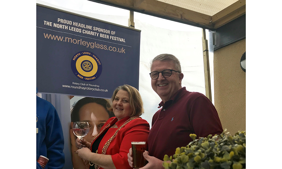 MORLEY SPONSORS SEVENTH ANNUAL CHARITY EVENT