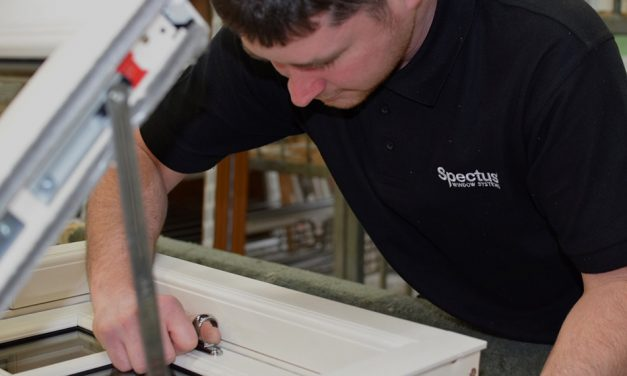 SPECTUS MECHANICALLY JOINTED VS TAKES THE BEST IN CLASS WINDOW TO THE NEXT LEVEL SAYS WARWICK SPECIALIST WINDOW DIVISION