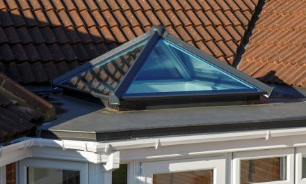 SHARP LOOKS IN SPALDING WITH EUROCELL'S SKYPOD ACUTE