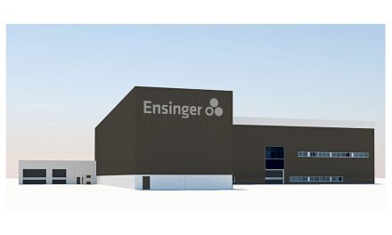 ENSINGER TO EXPAND ITS CHAM SITE