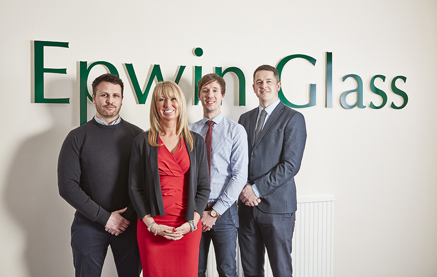 EXPERIENCED TEAM LEADS EPWIN GLASS