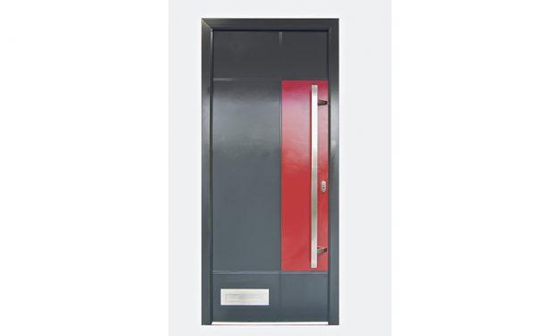TWO-TONE COMPOSITE DOOR