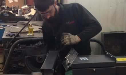 NOTCHING, GRINDING AND WELDING WITH ANDY ROBINSON RACE CARS, AND FEIN UK