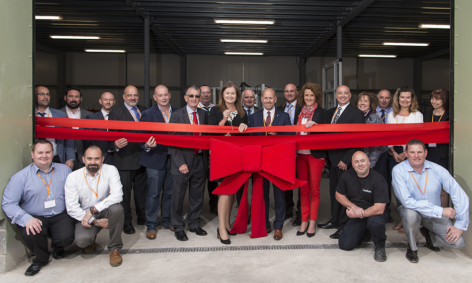 VEKA HELPS MODPLAN COMMISSION STATE-OF-THE-ART FACTORY IN JUST 60 DAYS