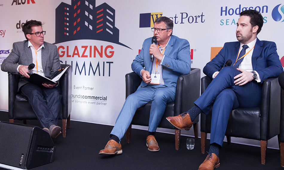 WEST PORT WOWS CROWDS AT FIRST EVER GLAZING SUMMIT