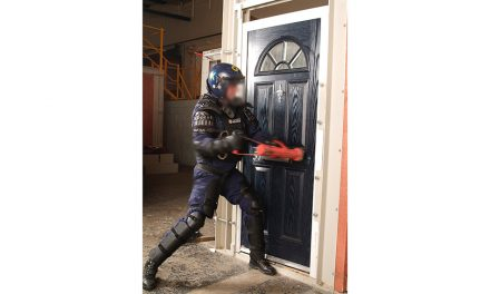VISTA SUPPLIES XTREME SLABS TO NORTHERN IRELAND POLICE TO AID WITH ACCESS TRAINING
