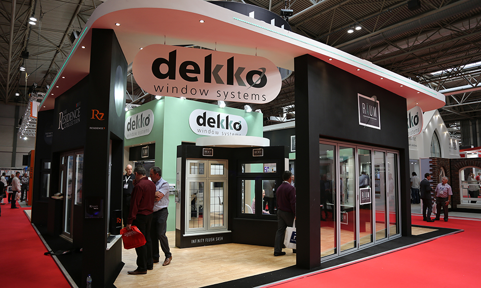 Dekko Window Systems Set To Make An Impact At FIT Show 2019