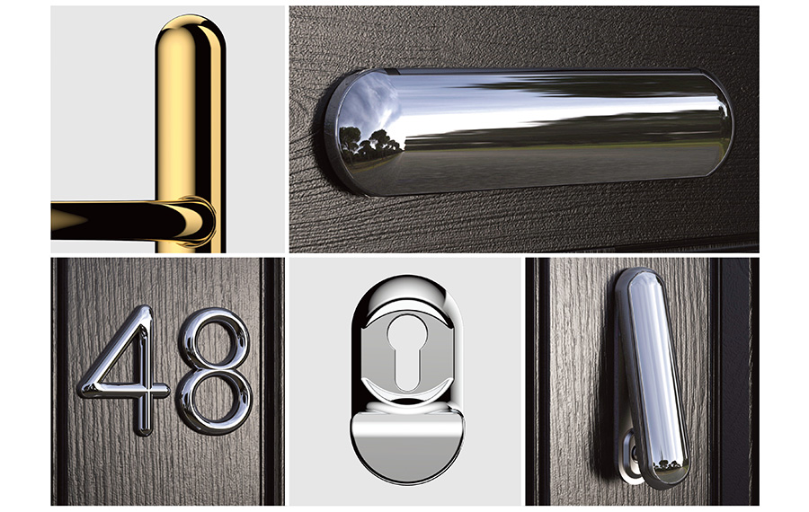 SWEET – RETHINKING DOOR FURNITURE