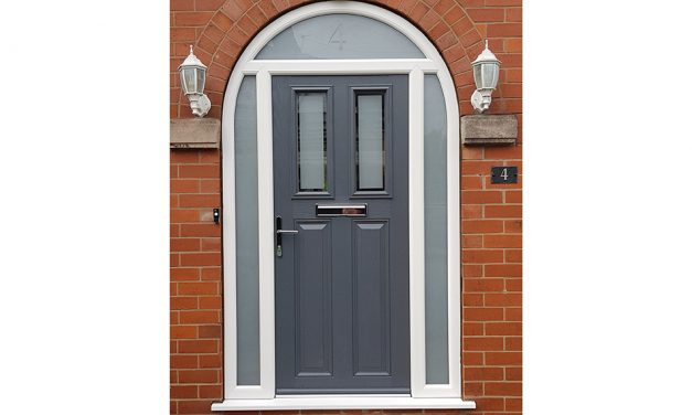 FORCE 8 ARCHED COMPOSITE DOORS AND PROFILE BENDING