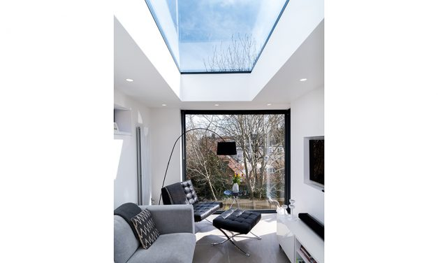 ATLAS CORNERS THE MARKET WITH IMPROVED FLAT ROOFLIGHT