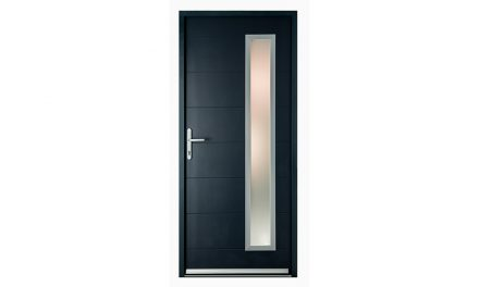 VIRTUOSO LAUNCHES FIRST ALUMINIUM FRAME FOR COMPOSITE DOORS