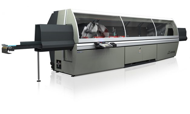 NEW HIGH SPEED TWIN HEAD SAW FROM EMMEGI (UK)