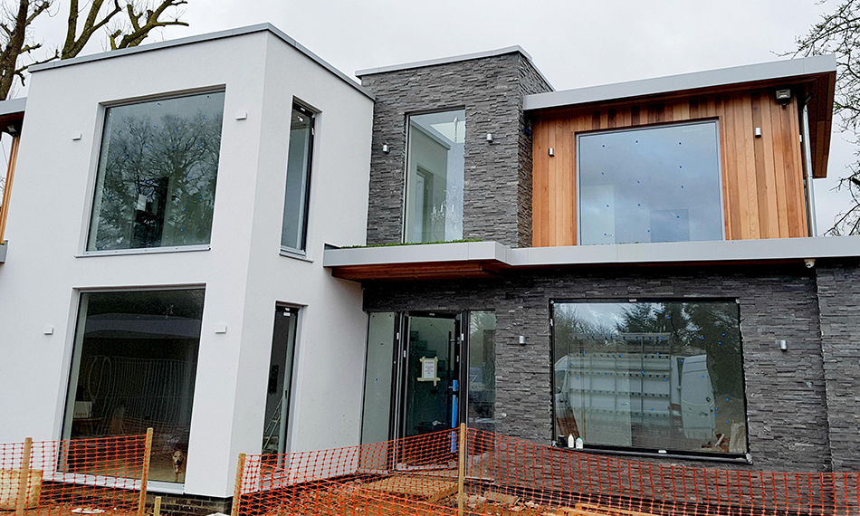 ASTRASEAL SUPPORTS BARKER AND CRESSWELL GLASS WITH STUNNING NEW-BUILD PROJECT