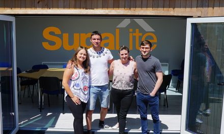 CONTINUED SUPALITE SUCCESS SEES FIVE NEW APPOINTMENTS