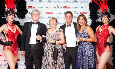 WINDOW INDUSTRY ELITE STORM WESTON PIER FOR SPECTACULAR SUMMER BALL