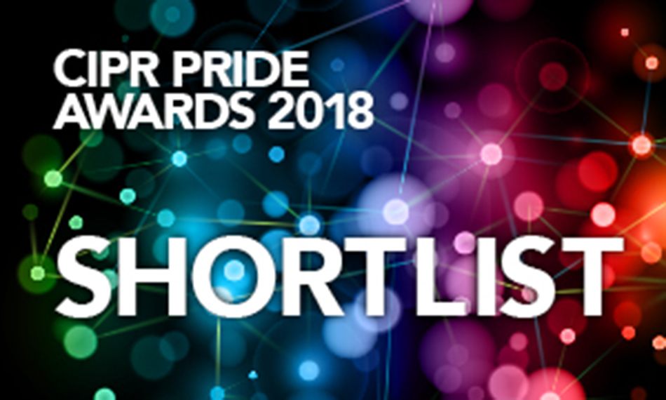 BROUHA NAMED AS FINALIST IN TWO CIPR AWARDS