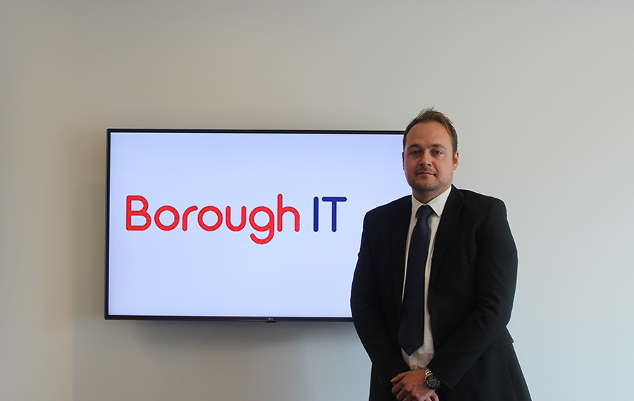 NEW BUSINESS DEVELOPMENT MANAGER FOR BOROUGH IT