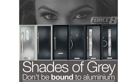 ALUMINIUM ALTERNATIVE IN 50 SHADES OF GREY