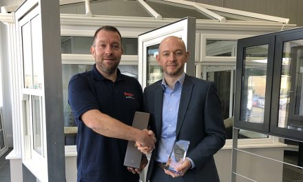 THREE DECADES WITH VEKA AND COUNTING