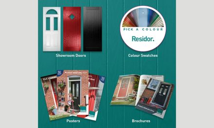 RESIDOR'S NEW MARKETING AND SHOWROOM SUPPORT PROGRAMME
