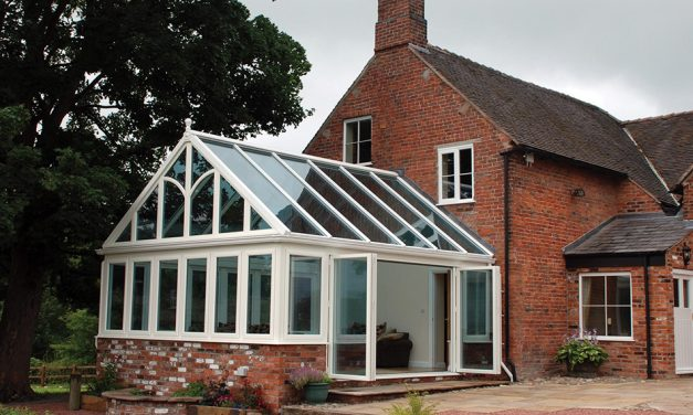 POLYFRAME EXTENDS PVCU RANGE WITH NEW CONSERVATORY OFFERING