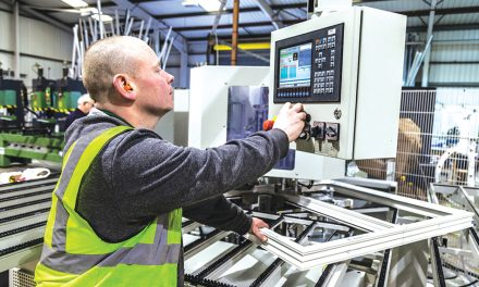 MID-SIZE FABRICATOR FOCUS – WITH THERMAL WINDOWS
