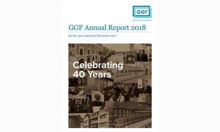 GGF ANNUAL REPORT REFLECTS CELEBRATION AND CHANGE