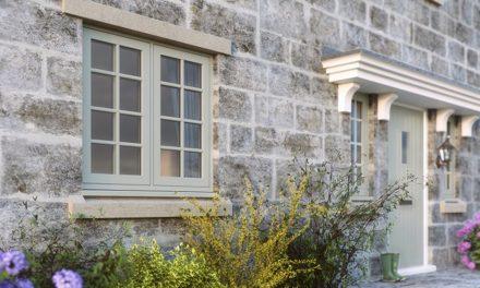 KÖMMERLING'S NEW WINDOW WITH GEORGIAN BAR
