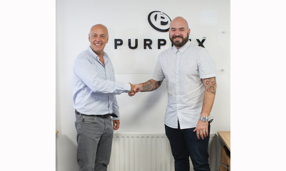 GLOBAL WINDOWS ON HUGE GROWTH CURVE THANKS TO PURPLEX