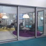 NEW SAPA SLIDING DOOR MEETS DEMAND FOR TRANSITIONAL LIVING