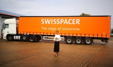 SPOT THE SWISSPACER LORRY!