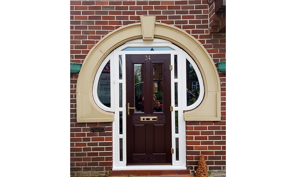 FORCE 8 UNUSUAL COMPOSITE DOORS THAT YOU WON'T FIND ANYWHERE ELSE