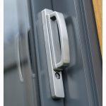 NEW STAINLESS STEEL HANDLE FOR WARMCORE PATIO DOOR