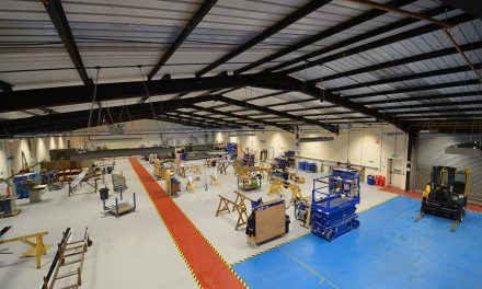 BM ALUMINIUM HELPS LINN TECH GET EVEN MORE FROM LOGIKAL