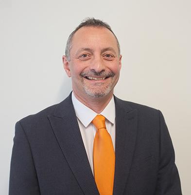 Chris Beedel portrait Director of Membership FENSA