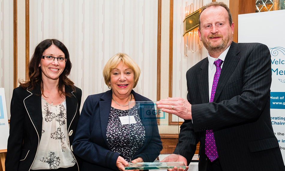 SPECIAL GGF AWARD FOR HOLDENS-SUPASEAL