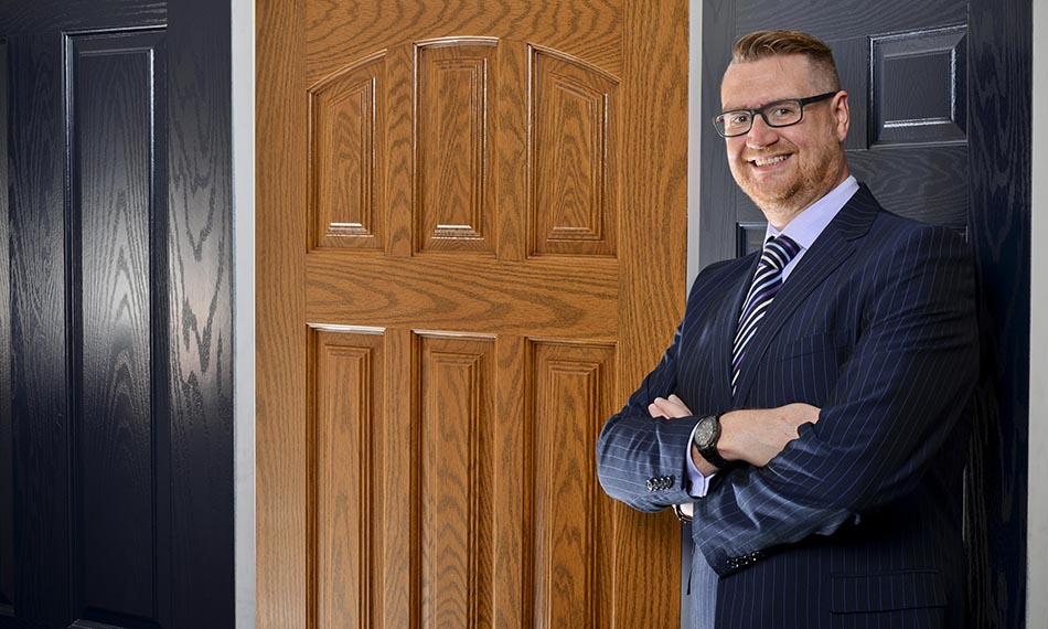 CAPSTONE COMPOSITE DOORS FROM ODL EUROPE HAVE A PROVEN PEDIGREE