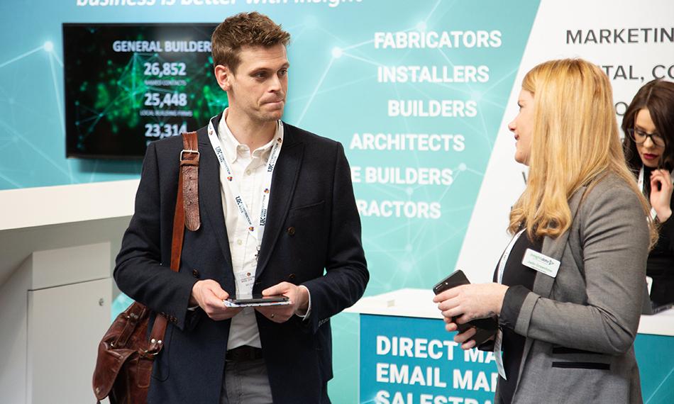 INSIGHT DATA DELIGHTS VISITORS AT UK CONSTRUCTION WEEK 2018