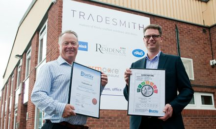 TRADESMITH INVESTS IN ACOUSTIC CERTIFIED WINDOWS TO COMBAT NOISE POLLUTION