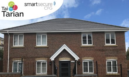 SMARTSECURE ADOPTED BY SOUTH WALES SOCIAL LANDLORD