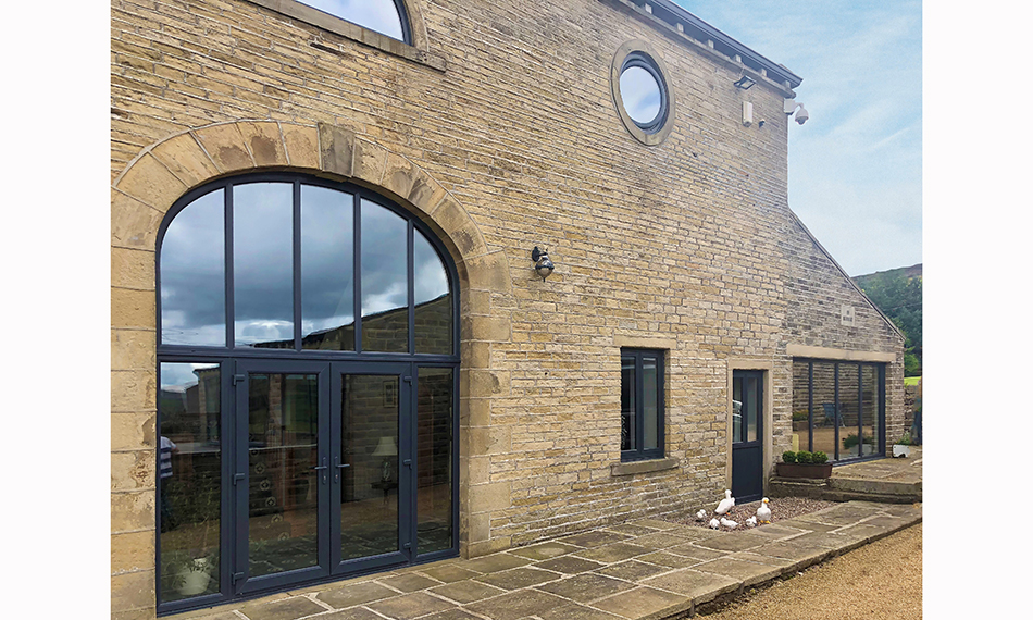 ECO WINDOWS DEMONSTRATES ITS CREDENTIALS AT HALIFAX HOME