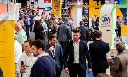 OPTIMISM ABOUT THE FUTURE AT UK CONSTRUCTION WEEK AS FLAGSHIP SHOW PUTS INDUSTRY IN THE SPOTLIGHT