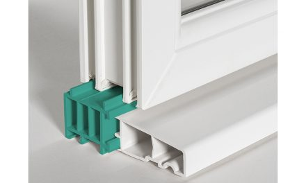 CLIP-ON CILLS AND LARGE OUTERFRAMES
