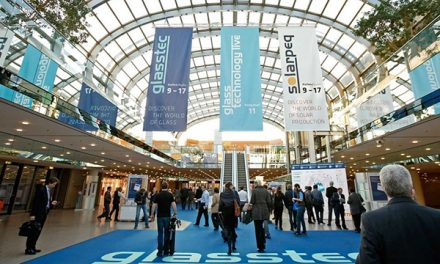 GLASSTEC PROVES SUCCESSFUL FOR GGF